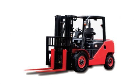 Carretilla diesel Serie XF 4.0