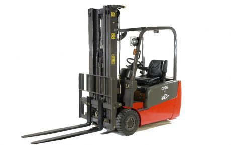 Carretilla eléctrica 3 ruedas de 1.500 kg