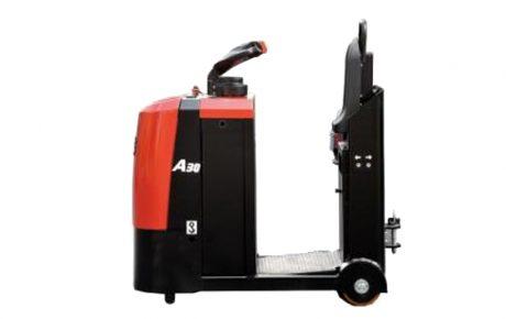 Tractor eléctrico, transporte hasta 3000 kg