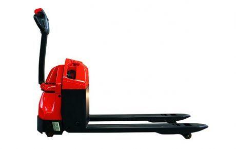 Transpaleta eléctrica CBD18-WM de 1800 kgs con freno electromagnético